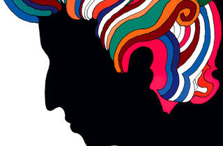 (Milton Glaser, affiche pour le label Columbia Records, 1967)