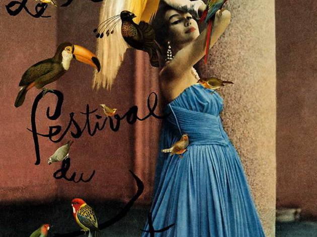 (Radovan Jenko, affiche pour la première édition du Petit Festival du Théâtre de Dubrovnik, 2007)