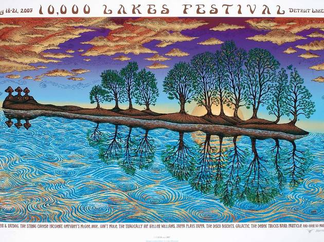 (Emek, 10 000 Lakes Festival, Detroit Lakes, 2007)