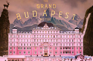 Secret Cinema: The Grand Budapest Hotel