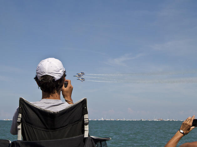 Where to watch the Chicago Air and Water Show 2017