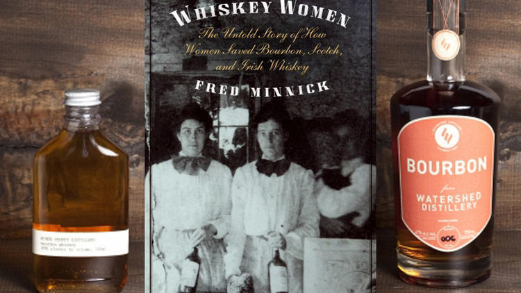Whiskey Women by Fred Minnick