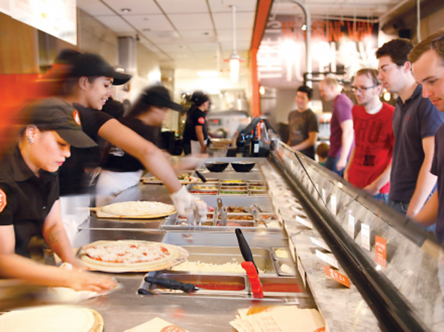 Photo courtesy Blaze Pizza