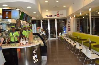 Tresence Café Gelateria, Accra, Ghana