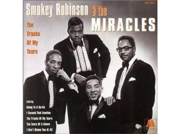 """The Tracks of My Tears"" by Smokey Robinson and the Miracles (1965)"
