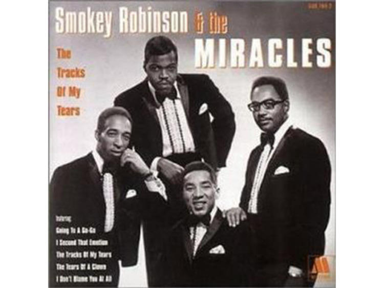 """""""The Tracks of My Tears"""" by Smokey Robinson and the Miracles"""
