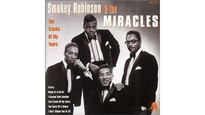 """The Tracks of My Tears"" by Smokey Robinson and the Miracles"