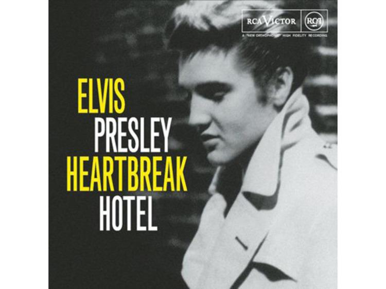 'Heartbreak Hotel' – Elvis Presley