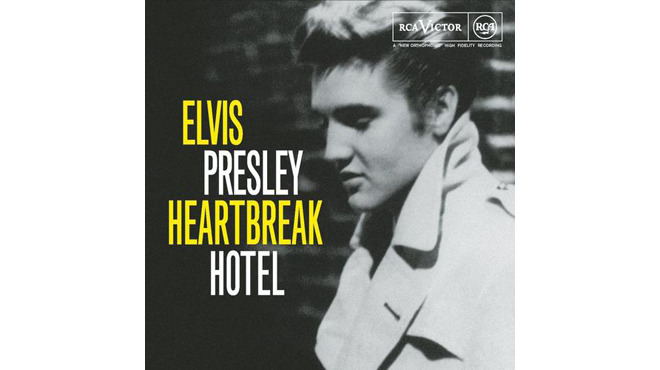 """Heartbreak Hotel"" by Elvis Presley (1956)"