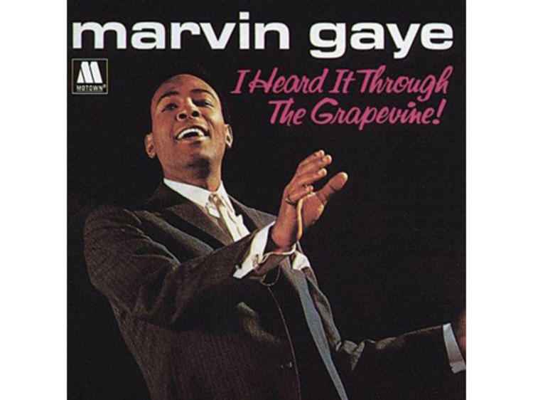 """""""I Heard It Through the Grapevine"""" by Marvin Gaye"""