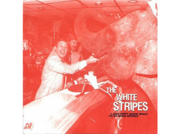 """I Just Don't Know What to Do With Myself"" by the White Stripes"