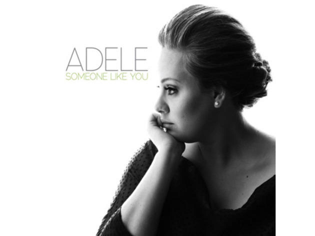 """Someone Like You"" by Adele"
