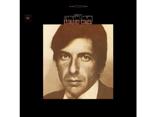 'Hey, That's No Way to Say Goodbye' – Leonard Cohen