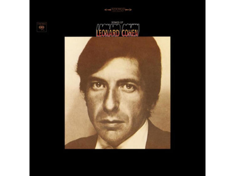 """""""Hey, That's No Way to Say Goodbye"""" by Leonard Cohen"""