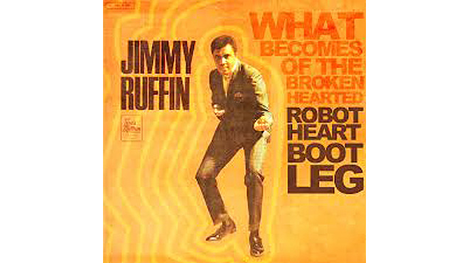 """What Becomes of the Brokenhearted"" by Jimmy Ruffin"