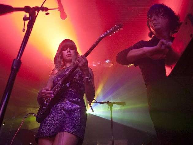 Chromatics, 2013 after-party