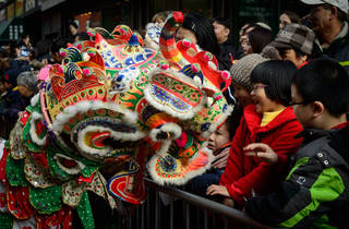 15th annual Chinatown Lunar New Year Parade & Festival