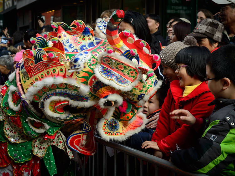 How to celebrate Chinese New Year in New York