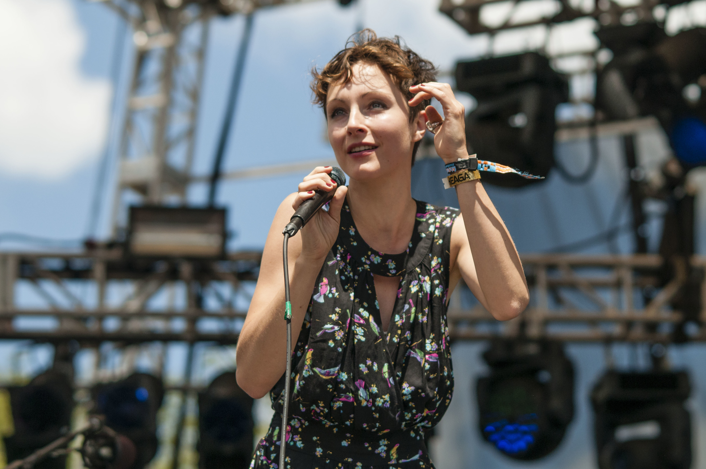 Polica | Lollapalooza | August 5, 2012