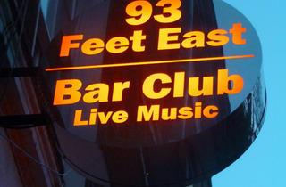 93 Feet East