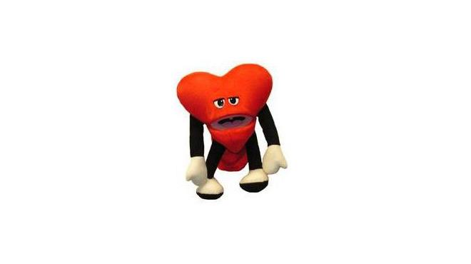 Watch puppets make a mockery of love