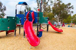 Culver City Park playground