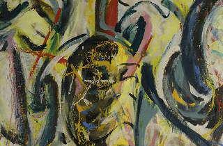 "Jackson Pollock: ""Mural"""