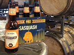 Milwaukee Brewing Company's Sasquash Pumpkin Porter is a pumpkin beer worth seeking out.