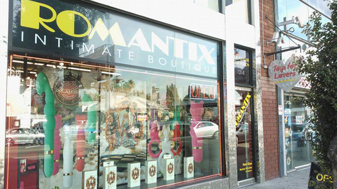 Romantix Intimate Boutique