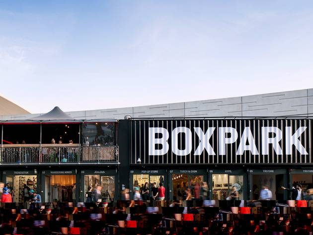 Valentine's at Boxpark 2014