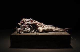 (Berlinde de Bruyckere, 'Actaeon III', 2012 / © Berlinde de Bruyckere)
