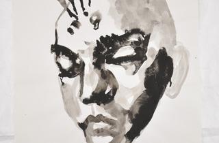 (Philippe Vandenberg, 'La tête aux clous', 1994 / © Philippe Vandenberg)
