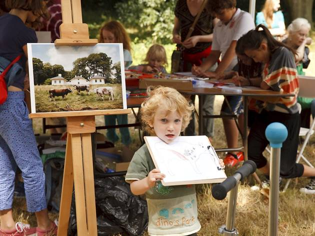First Family Sundays at Kenwood House