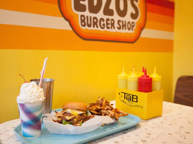 Edzo's Burger Shop Lincoln Park