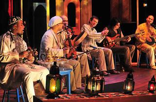 Un te a la menta. Músiques del Magrib