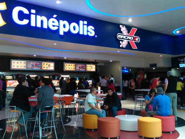 Cinépolis Patio Universidad