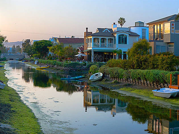 Venice Canals (Photograph: Courtesy Wikimedia Commons)