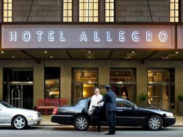 Allegro Chicago, a Kimpton Hotel
