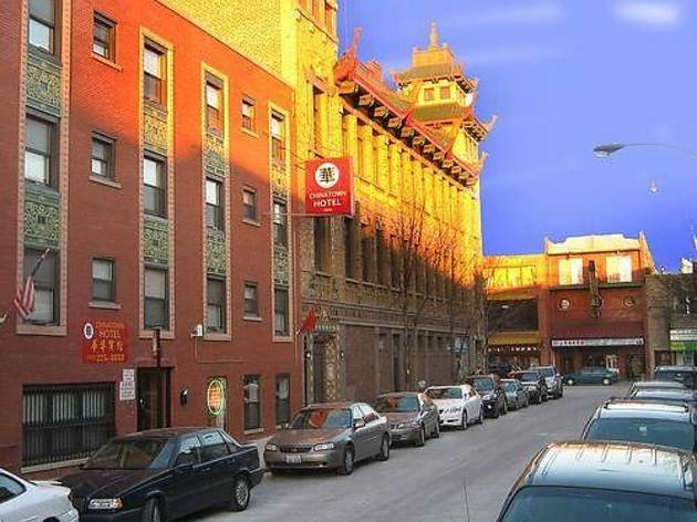 Chinatown Hotel Chicago