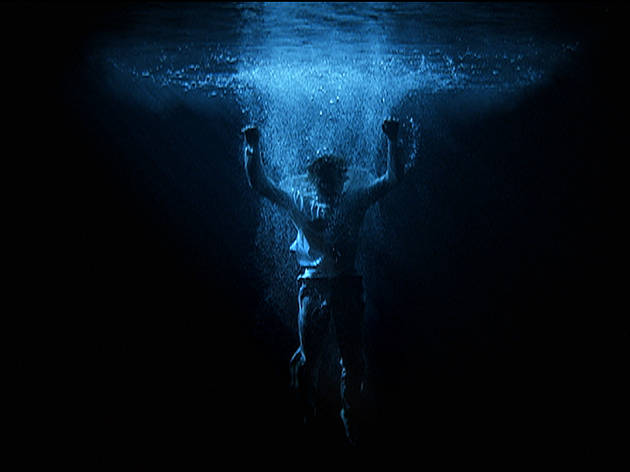 (Bill Viola, 'Ascension', 2000 / Bill Viola Studio, Long Beach, Etats-Unis / Photo : Kira Perov)