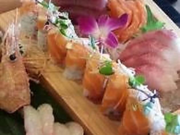 Hokkaido Sushi and Hibachi (CLOSED)