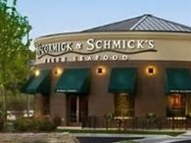 McCormick & Schmick's Seafood & Steaks- Rosemont