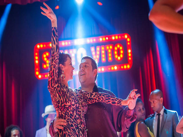 Cuban Fury - Time Out Card free screening (15)