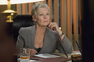 Judi Dench, Casino Royale