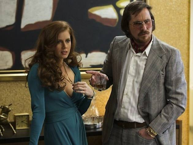 American Hustle: movie review