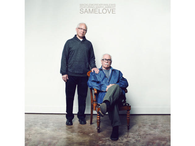 'Same Love' – Macklemore & Ryan Lewis feat. Mary Lambert