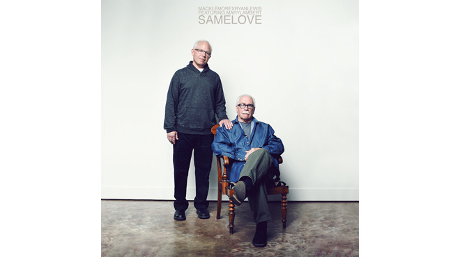 """Same Love"" by Macklemore and Ryan Lewis featuring Mary Lambert"