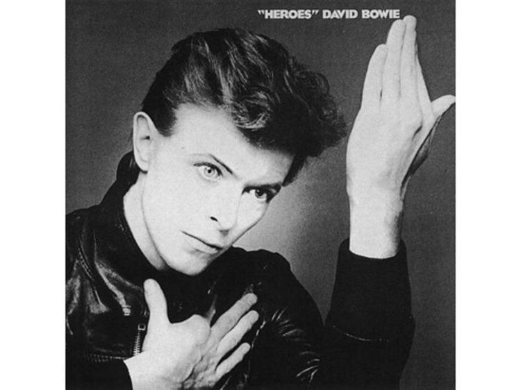 'Heroes' – David Bowie