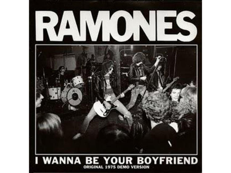 """""""I Wanna Be Your Boyfriend"""" by the Ramones"""