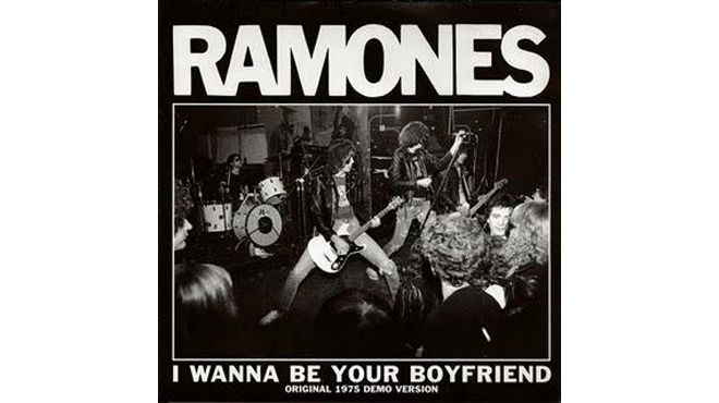 """I Wanna Be Your Boyfriend"" by the Ramones"